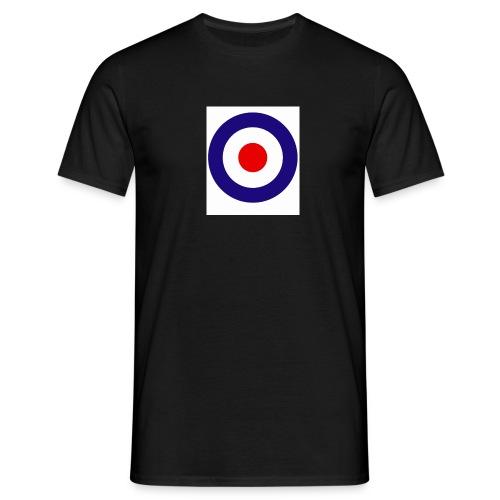 modtargetjpg - Men's T-Shirt