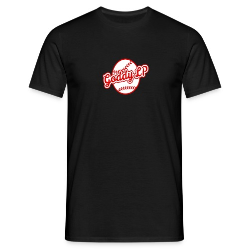 GoddyLP Logo Transparent - Männer T-Shirt