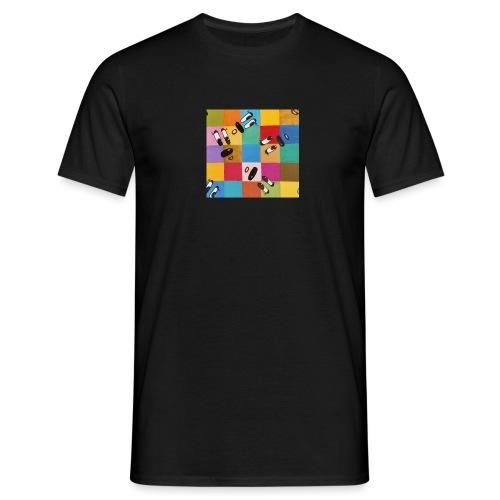 karriert - Männer T-Shirt