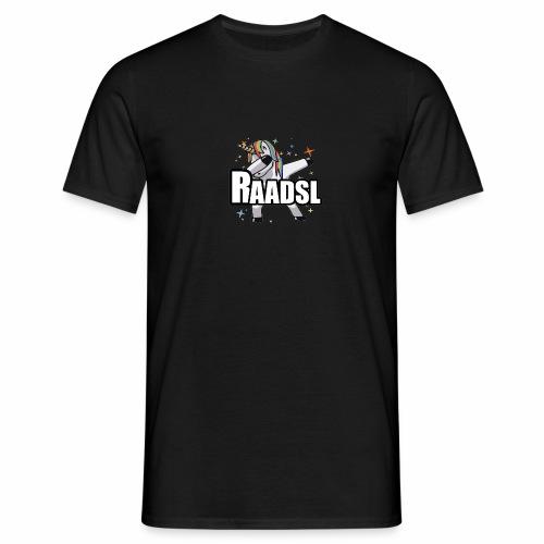 Raadsl original - Mannen T-shirt