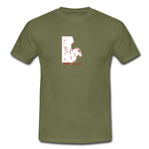 falcon3 - Men's T-Shirt