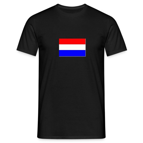 vlag nl - Mannen T-shirt