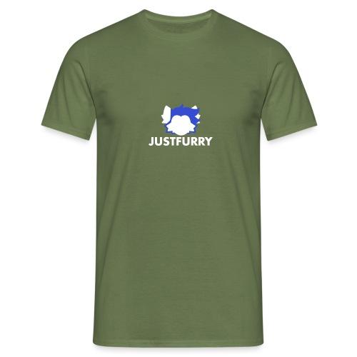 JustFurry logo - Miesten t-paita