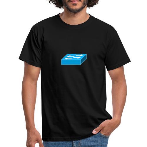 Switch Symbol - Männer T-Shirt