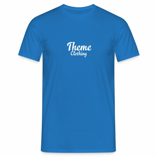 Theme Clothing Logo - Men's T-Shirt