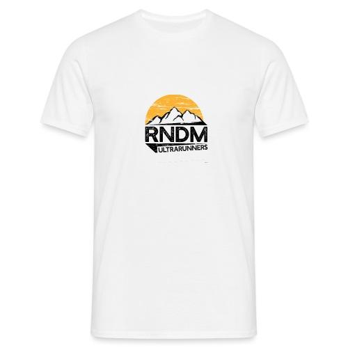 RndmULTRArunners T-shirt - Men's T-Shirt