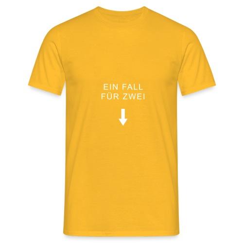sex fallfuerzwei - Männer T-Shirt