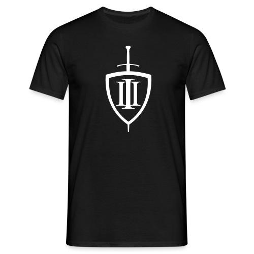 dreywunder_schild_02_2019 - Männer T-Shirt