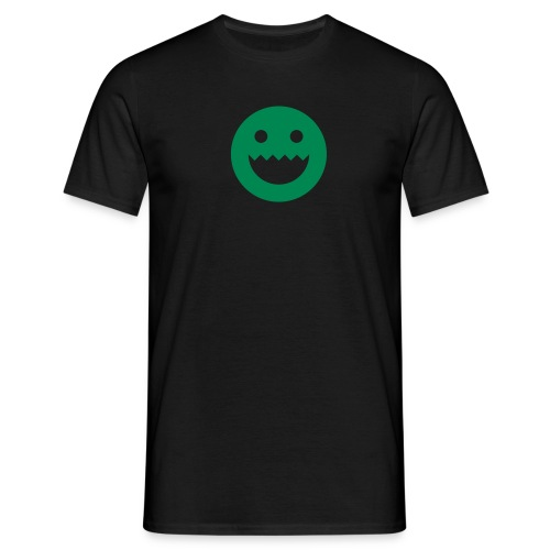 greentooth seethru - Men's T-Shirt