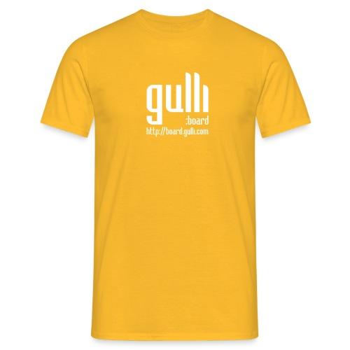 gulliboardvektweiss - Männer T-Shirt