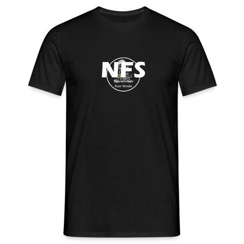 NFS logo - Mannen T-shirt
