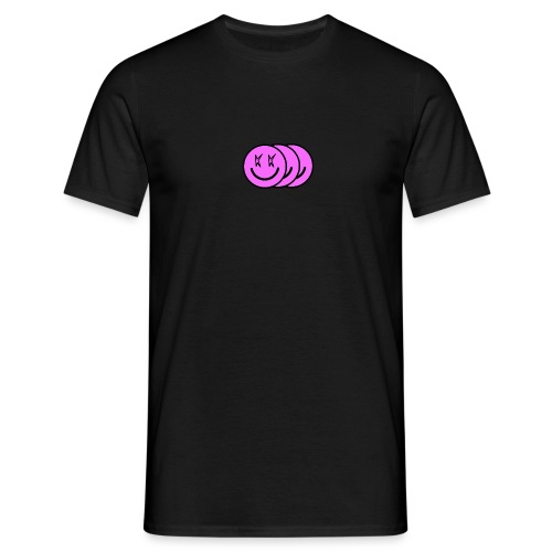 KNZ - Smile Bby Purple - T-shirt Homme