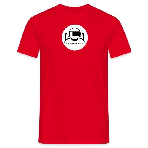 Machine Boy White - Men's T-Shirt