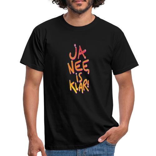 janeeisklar - Männer T-Shirt