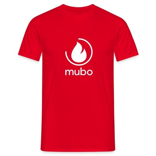 mubo logo - Men's T-Shirt