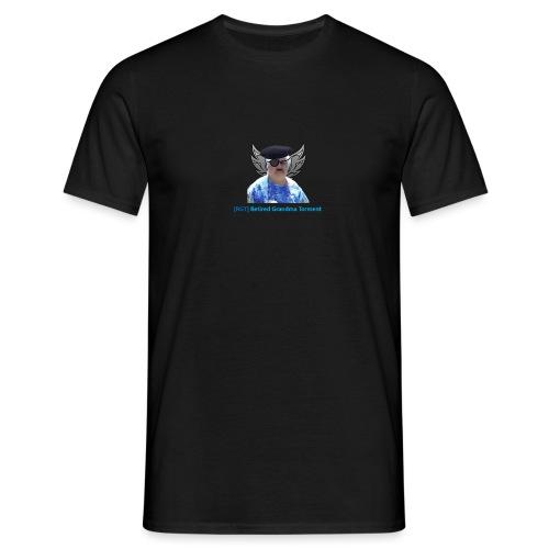 World of tanks- RGT (Retired Grandma Torment) gear - Men's T-Shirt
