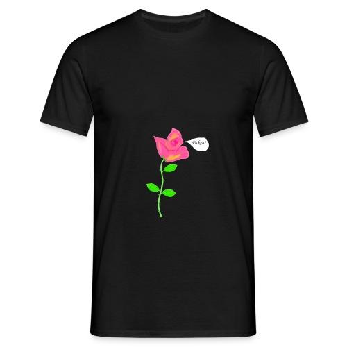 rose - Männer T-Shirt