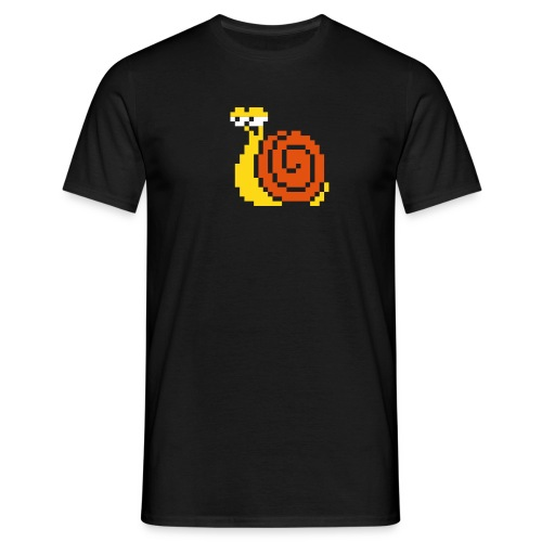 snail - Men's T-Shirt