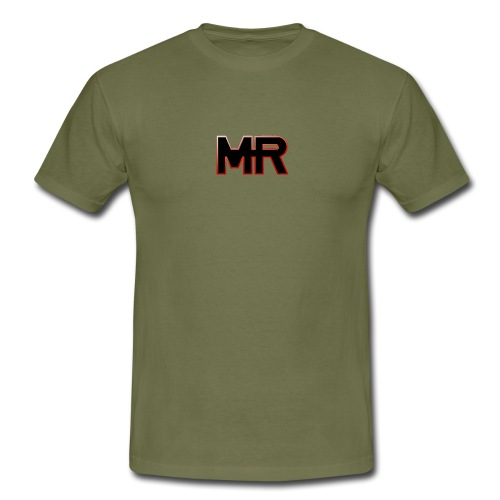 MR logo - Herre-T-shirt