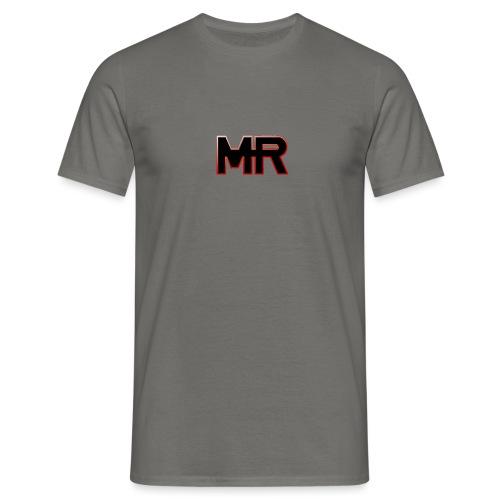 MR logo - Herre-T-shirt