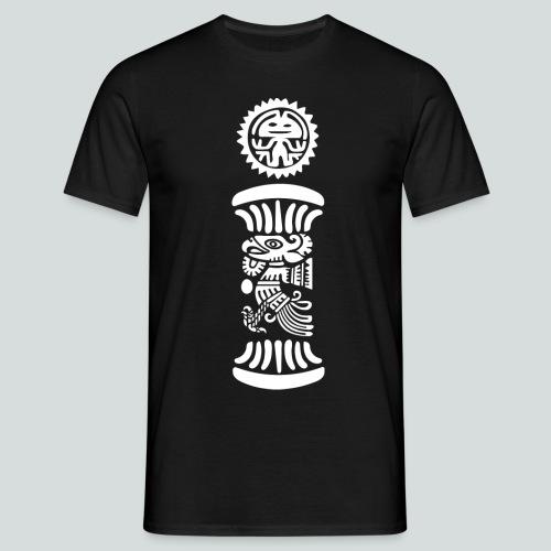 Mayan Sun - Maglietta da uomo