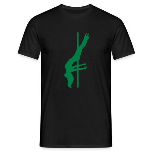Pole Dance - Maglietta da uomo