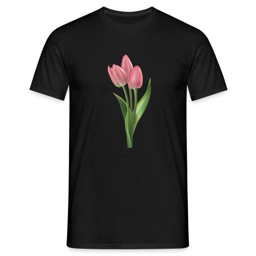 Tulp - Mannen T-shirt