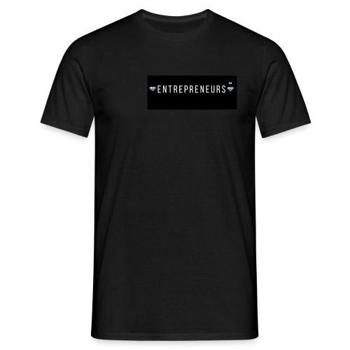entTM - Men's T-Shirt