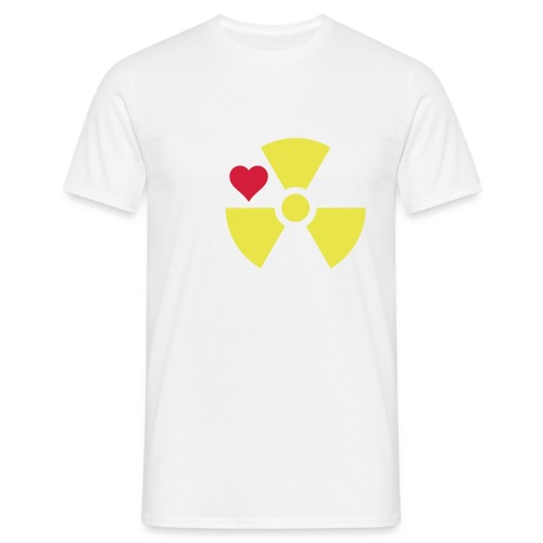 Nuclear - Miesten t-paita