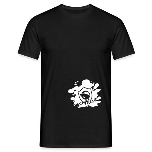 chaotech fanlogo2 - Men's T-Shirt