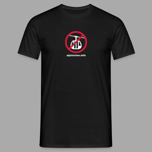 gondel url - Männer T-Shirt