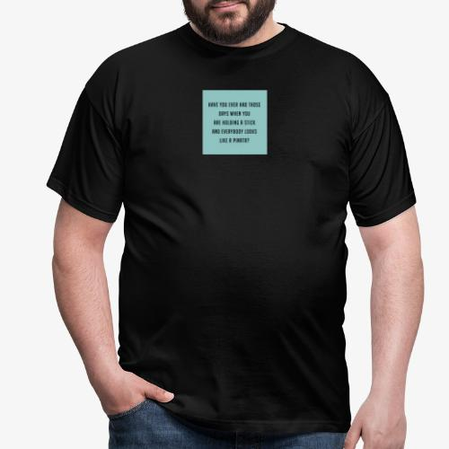 Piñata Slogan T-Shirt - Men's T-Shirt