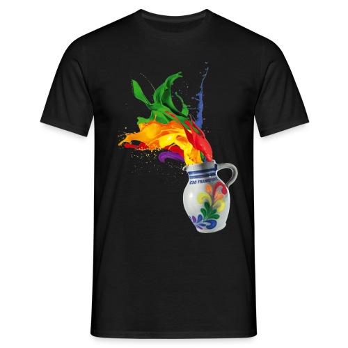 Bembel 4000 - Männer T-Shirt