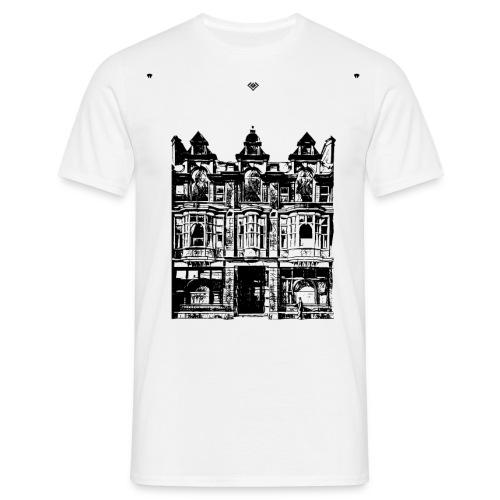 Huntley, Boorne & Stevens Tinsmiths Reading - Men's T-Shirt