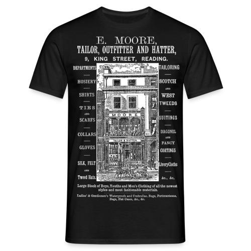 Moore's Tailors Reading - Men's T-Shirt