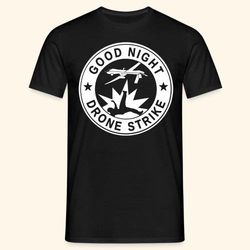 DRONE_STRIKE - Männer T-Shirt
