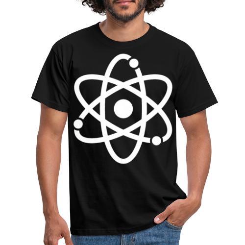 Atommodell - Männer T-Shirt