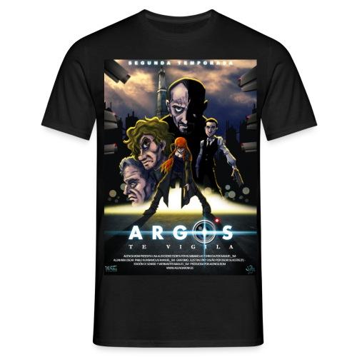 poster ARGOS Imprimible jpg - Camiseta hombre