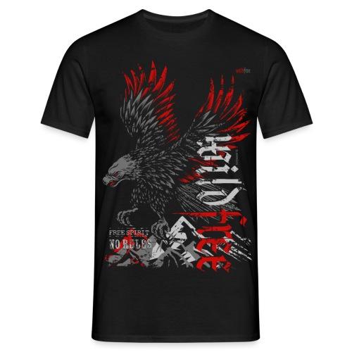 WILDFREE | EAGLE - Männer T-Shirt