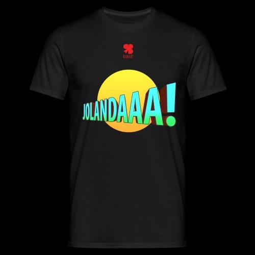 Rudbaat Jolanda - Männer T-Shirt
