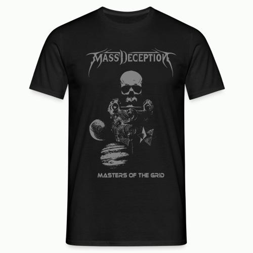 Mass Deception Masters shirt - Mannen T-shirt