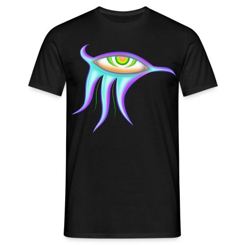 Oeil d'oiseau - T-shirt Homme