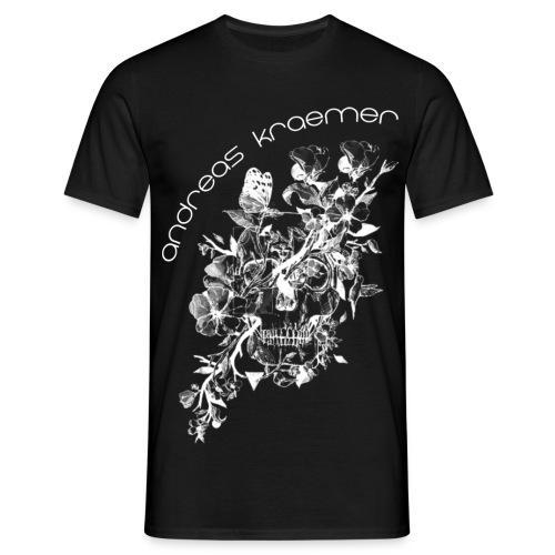 skull2 png - Men's T-Shirt