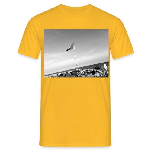 Beach feeling - Männer T-Shirt