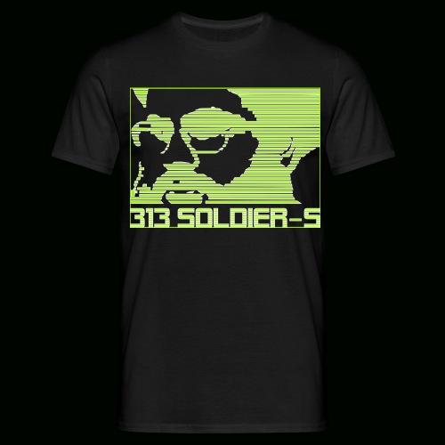 313 SOLDIERS - Männer T-Shirt