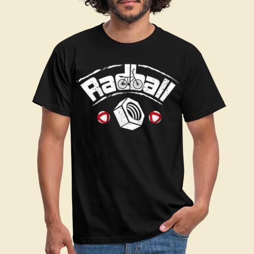 Radball   Mutter - Männer T-Shirt