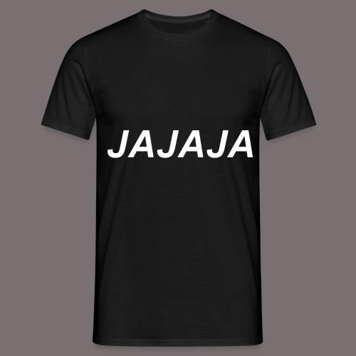 Ja - Männer T-Shirt