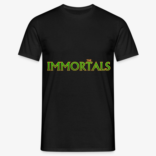 Immortals - Men's T-Shirt