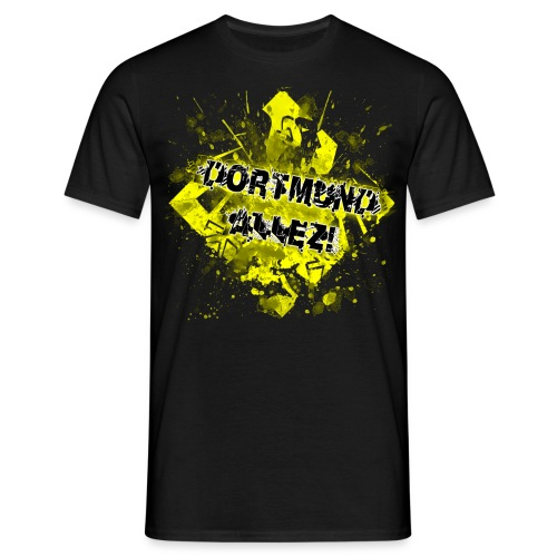 Dortmund Allez - Männer T-Shirt