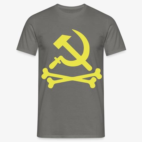 Hammer, Sejl & Knogler - Herre-T-shirt